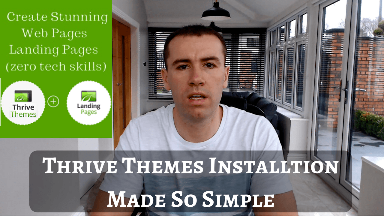 Thrive Themes Installation