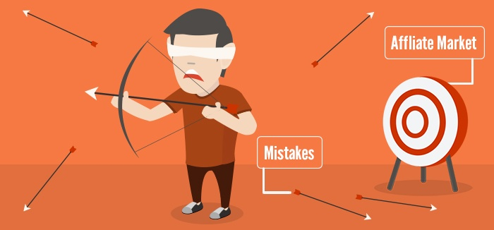 affiliate marketer mistakes